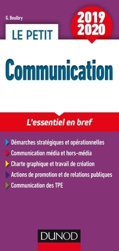Gaëlle Boulbry - Le petit communication - L'essentiel en bref.