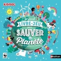 Le grand livre-jeu pour sauver la planète - Gaëlle Bouttier-Guérive |