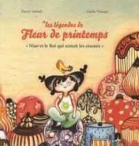 """Gaëlle Duhazé et Pascal Vatinel - Les légendes de Fleur de printemps - """"Niao et le Roi qui aimait les oiseaux""""."""