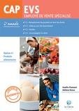 Gaëlle Flament et Hélène Rieux - CAP EVS employé de vente spécialisé 2e année - Option A : produits alimentaires.