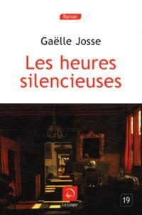 Ebook à télécharger gratuitement pour kindle Les heures silencieuses (French Edition) ePub par Gaëlle Josse 9782848683768