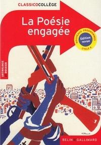 Ipod télécharge des livres audio La Poésie engagée (French Edition) 9782410004762