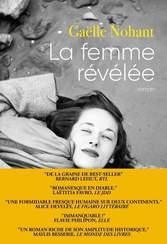 La femme révélée. roman