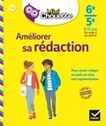 Gaëlle Perrot - Mini Chouette Améliorer sa rédaction 6e/ 5e - cahier de soutien en français (cycle 3 vers cycle 4).
