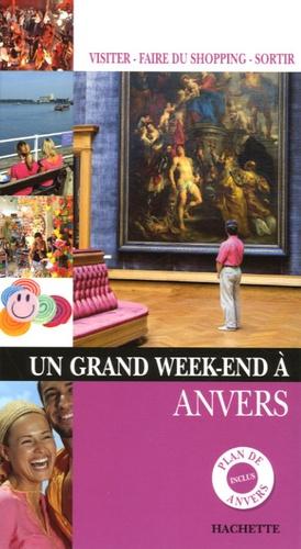 Gaëlle Redon - Un grand week-end à Anvers.