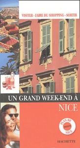 Gaëlle Redon - Un grand week-end à Nice.