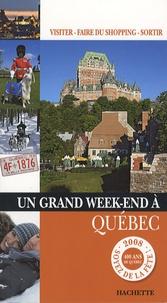 Gaëlle Redon - Un Grand Week-end à Québec.
