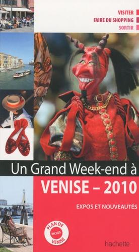 Gaëlle Redon - Un Grand week-end à Venise.