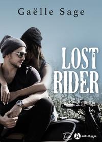 Gaëlle Sage - Lost Rider (teaser).
