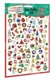 Gaëlle Souppart - Ma lettre au Père Noël - +700 stickers et 50 étiquettes cadeaux.