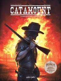 Gaet's et Benjamin Blasco-Martinez - Catamount Tome 4 : La rédemption de Catamount - Avec 1 cahier graphique.