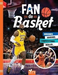 Gaëtan Delafolie et Coco Zool - Fan de basket.