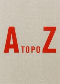 Gaëtan Dorémus - AtopoZ - Regards sur la lettre dessinée.