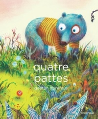 Gaëtan Dorémus - Quatre pattes.