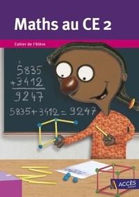 Gaëtan Duprey et Sophie Duprey - Mathématiques CE2 Cahier de l'élève Maths au CE2 - Pack de 5 exemplaires.