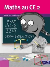 Gaëtan Duprey - Maths au CE2 - 2 volumes : Guide de l'enseignant + Cahier de l'élève.