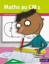Gaëtan Duprey - Maths au CM1 - Cahier de géométrie.