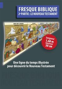 Gaëtan Evrard - Fresque biblique - 2e partie : le Nouveau Testament.