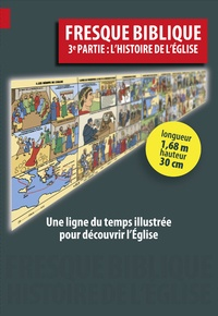 Gaëtan Evrard - Fresque biblique - 3e partie : l'histoire de l'Eglise.