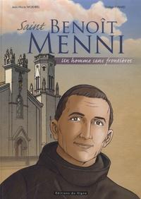Gaëtan Evrard et Jean-Marie Woehrel - Saint Benoît Menni - Un homme sans frontières.
