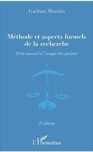 Birrascarampola.it Méthode et aspects formels de la recherche - Petit manuel à l'usage des juristes Image