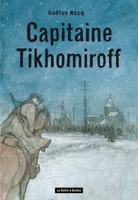 Blackclover.fr Capitaine Tikhomiroff Image