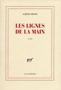 Gaëtan Picon - Les lignes de la main.