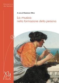 Gaetano Oliva - La musica nella formazione della persona.