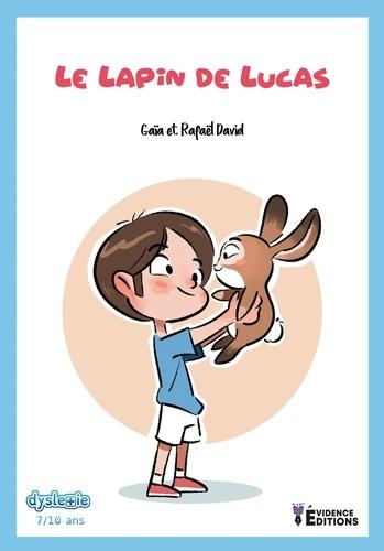 Le lapin de Lucas Adapté aux dys