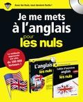 Gail Brenner et Claude Raimond - Je me mets à l'anglais pour les nuls - Pack en 2 volumes : L'anglais pour les nuls ; Cahier d'exercices anglais pour les nuls. 1 CD audio