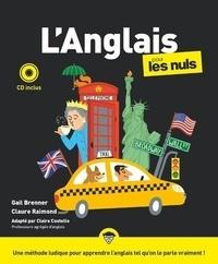 Gail Brenner - L'anglais pour les nuls. 1 CD audio