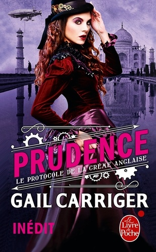 Gail Carriger - Prudence.