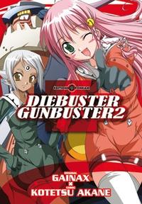 Gainax et Kotetsu Akane - Diebuster Gunbuster2.