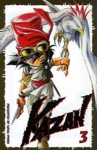 Gaku Miyao - Kazan Tome 3 : .