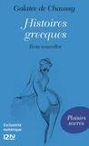 Galatée de Chaussy - Histoires grecques.