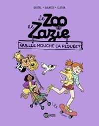 Galatée et Pierre Oertel - Le zoo de Zazie, Tome 02 - Quelle mouche l'a piquée?.