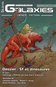 Jean-Pierre Andrevon - Galaxies N° 35 : SF et dinosaures.
