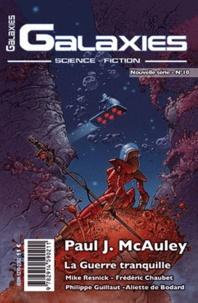 Association infini - Galaxies N° 10 : Paul McAuley.