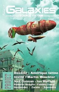 Pierre Gévart - Galaxies N° 7, hiver 2010 : Dossier : Amérique Latine.