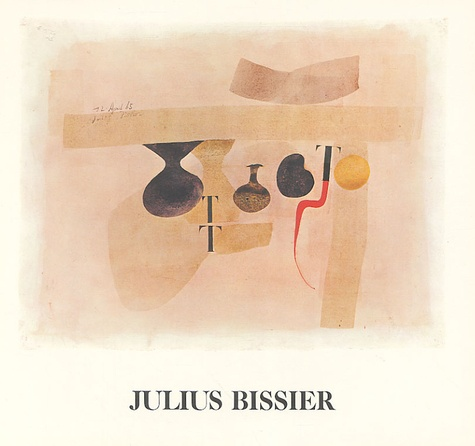 Galerie Claude Bernard et Julius Bissier - Julius Bissier.