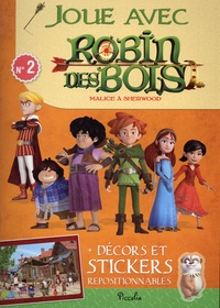 Galia Lami Dozo - Joue avec Robin des bois et ses compagnons - N° 2.