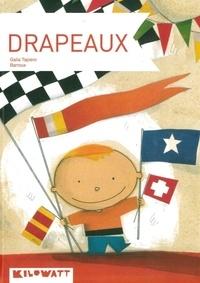 Galia Tapiero - Drapeaux.