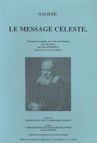 Galilée - Le message céleste.