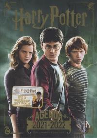 Gallimard - Agenda Harry Potter - Avec de nouveaux quiz et des stickers.