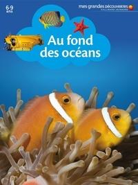 Gallimard - Au fond des océans.
