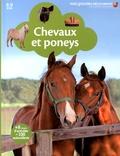 Gallimard - Chevaux et poneys.