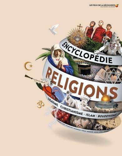 Gallimard - Encyclopédie des religions.