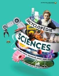 Gallimard Jeunesse - Encyclopédie des sciences.
