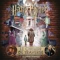 Gallimard Jeunesse - Harry Potter : Le Chemin de Traverse - Le carnet magique.