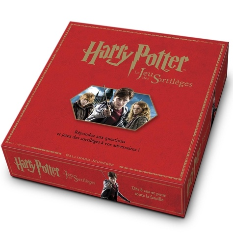 Harry Potter Le Jeu Des Sortileges